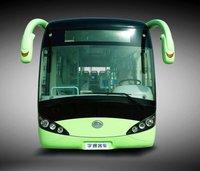 Yutong bus size ZK6896HG city bus/public bus