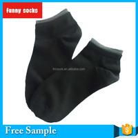 2015 cheap sportswear black ankle sport socks men coolmax cycling socks for cycling