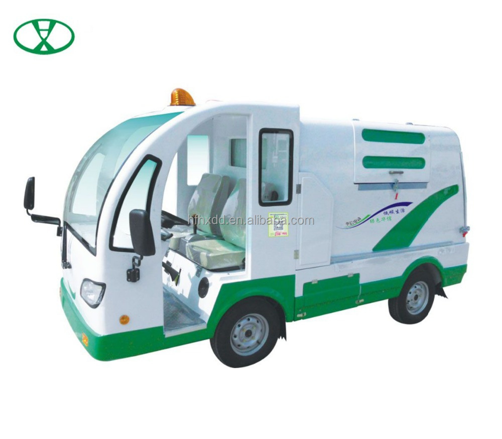 China Oem Manufacturers Electric Refuse Collection Vehicle