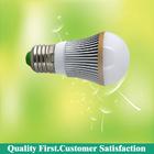 alta potência led bulb e27 3w