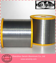5154 aluminum alloy wire is bright on the surface, whose diameter are diverse from 0.12mm to 7mm