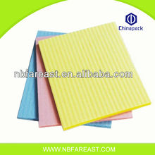Cleaning Cloth Cellulose Useful Custom Colorful Kitchen Cleaning Cloth