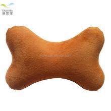 Dog bone shap memory foam pillow filling