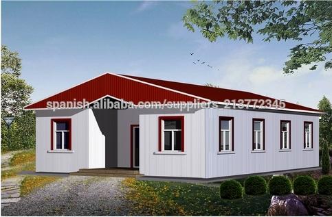 Casas prefabricadas madera casas prefabricadas panel sandwich precios - Casas de panel sandwich ...