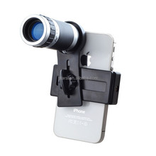 Universal 8X Optical Zoom Telescope Camera Telephoto Lens For Mobile Phone Camera Lens For iPhone for Samsung for Sony