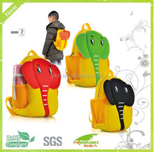 New Waterproof Cute Neoprene Elephant Kids Backpack