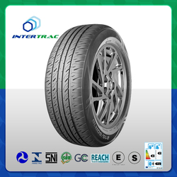 2016 new car tyres INTERTRAC brand cheap tyre 225/50r16
