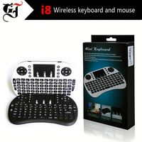 High Quality Tv Remote Control I8 Android Google Tv Box Air Fly Mouse I8 Air Mouse Keyboard