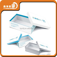 Hot sale and cheap custom factory paper shoe box