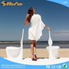 Supply all kinds of outdoor tub LED chair,french script LED chair