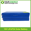 top quality 12V lifepo4 solar battery customised capacity 15Ah 20Ah 30Ah battery for solar light