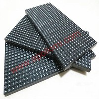 3D video AD 4k system P6mm led display modules cells