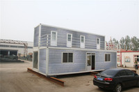 light cheap sale single newly container house