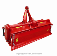 2015 HOT SALE AGRICULTURAL 3 POINT ROTAVATOR/ROTARY TILLER FOR TRACTOR MA type (chain drive)
