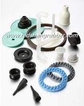 custom small silicone rubber components