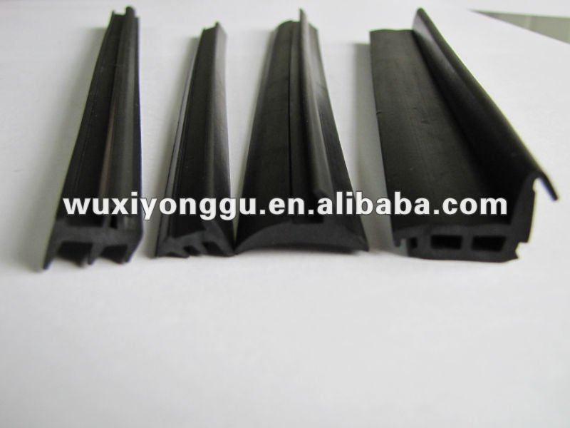 Aluminum Window Plastic : Aluminum window rubber seal