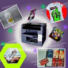 Digital Wood Book Printer