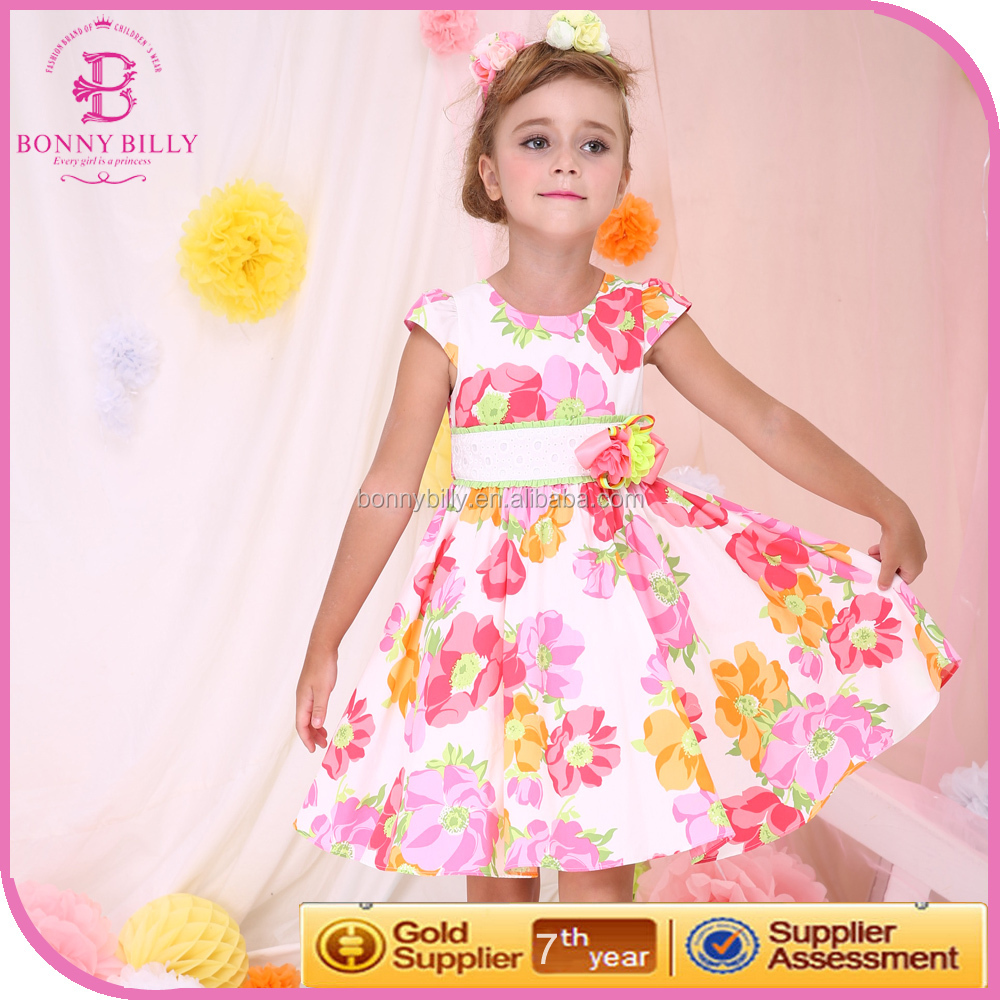 Kids Cotton Frocks Design Dresses For Girls Of 10 Years Old Kids ...