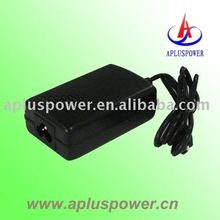 Medical AC DC adapter with charger/discharger function