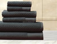 Wholesale alibaba 100% cotton face towel bath towel gift towel sets