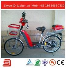 2015 year hot sale lark bird electric bike JSE160