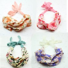 High quality hair accessory fancy handmade unique summer pattern hairband