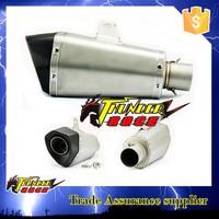 stainless steel muffler for Honda MSX125 MUFFLER FULL SYSTEM muffler pipe