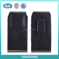 Vertical leather case for iphone 6 with belt clip leather case mobile phone case