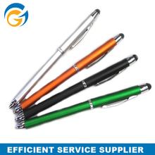 Screen touch twist open ballpoint pen