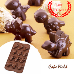 Silicon waffle mold, ice cube, chocolate mold