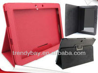 High quality PU stand case for asus tf300 transformer pad case