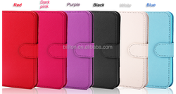 cross detachable pu phone case for iphone 5/6/6+