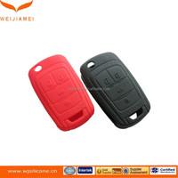 Best quality silicone car key case, rubber silicone car key cover, car plastic silicone key covers car key case