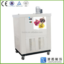 With French Tecumseh Multi flavors ice popsicle machine ice lolly machine