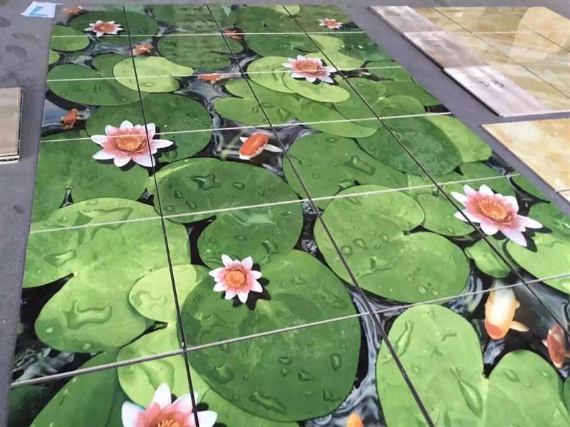 Esmalte decorativo diseño azulejos del baño baldosas y piedra ...