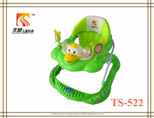 2015 CE approved baby walker with music and light---Factory