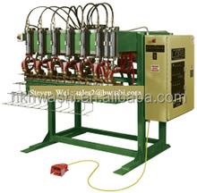 HWASHI Factory Supplier Newsstand Displays Wire Mesh Welding Machine