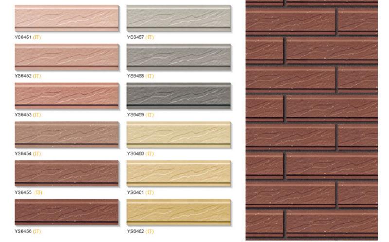 60 x 240 mm exterior revestimento de fachada azulejos - Azulejos para exterior ...