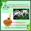6 years gold supplier 100% natural Black Cohosh Extract