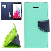New design Mix Color Style Stand PU Leather flip pu cover for LG G Vista Vs880
