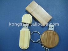 round wooden peg usb flash drive