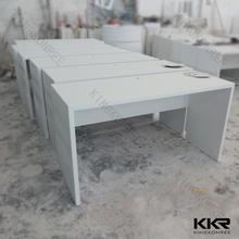 Kkr piedra artificial cut-a-tamaño de cocina encimera