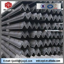 mild hot rolled ss400,Q235 carbon steel angle iron