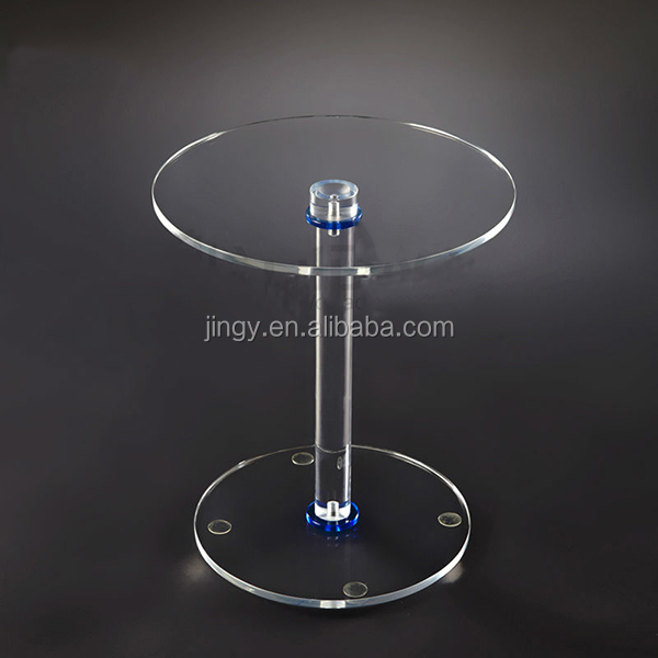 Customized Round Transparent Acrylic Bar Stool Buy Bar