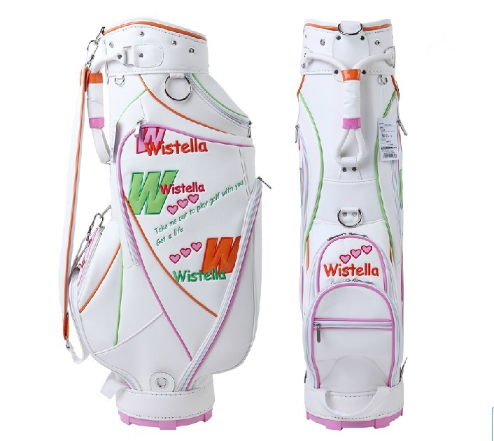 Top quality PU golf bag