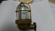 marine brass LED pendant light lamp
