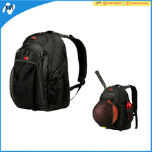 210D polyester PU Basketball backpack for teens