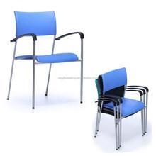 E-9S Simplicity design plastic office chair