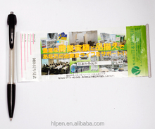 slogan ballpoint pen from china factory with competitive price