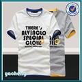 Hochwertige mode t-shirt jungen t-shirt in Montreal kurzärmelige t- shirt preis in singapur
